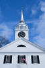 Congregational Church, Amherst, NH (AndrewCline) Tags: church newengland newhampshire rural country steeple white wood shutters black bright bluesky day outside rustic colonial congregational north northern america usa smalltown