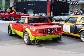 Fiat Abarth X1/9 Group 4 - 1974
