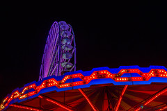 "Ferris wheel and  carousel roundabout • <a style=""font-size:0.8em;"" href=""http://www.flickr.com/photos/126602711@N06/39895705444/"" target=""_blank"">View on Flickr</a>"