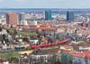 Red sails   740.618   Pn 47826   AWT   BA-Hlavná stanica (lofofor) Tags: diesel 740 618 awt ba advancedworldtransport kúty bratislava hlavnástanica žst stanica plachty ucelenka red sail panoráma mesto city skyline pn 47826 slavín