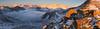 Saas-Fee_11 (Lukáš Brychta) Tags: saasfee switzerland alps wallis hiking mountains mountaineering glacier 4000 matterhorn outdoor sunrise sky clouds inversion autumn