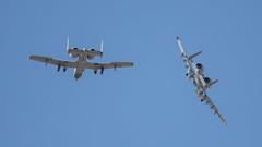 USAF Fairchild Republic A-10Cs 78-0684 79-0209 (ChrisK48) Tags: luf lukeafb fairchildrepublica10a lukedays2018 airplane usaf780684 79209 357thfightersquadron cn473 davismonthanafb a10c usaf790209 dragons glendaleaz aircraft 78684 kluf thunderboltii warthog cn304
