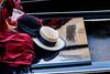 Gondlier on break (Dany_Sternfeld) Tags: color gondola colour venice