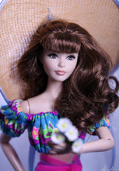Barbie The Look Sweet Tea doll (alenamorimo) Tags: barbie barbiedoll barbiecollector portrait