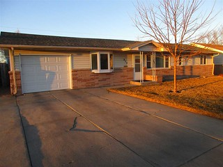 This Home In North Platte, Ne Is Terrific. 3 Bedroom, 2 Bath -Mls# 21069 Priced At Just $169,500!