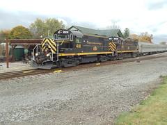 DSC01797 (mistersnoozer) Tags: lal shortline railroad rgvrm excursion train alco rs36 c425 locomotive