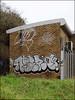 Aser (Alex Ellison) Tags: aser its northwestlondon urban graffiti graff boobs