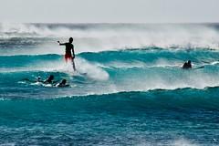 The right wave.... (rienschrier) Tags: waves golven board surfen surfing water