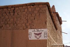 House Advertising (nina.polareuth) Tags: advertising maroc morocco nkob dentist