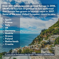 Europe is Among the Favorite Travel Destinations (cishemant) Tags: europe travel