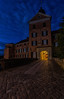 Eutin Schloss 1 (rahe.johannes) Tags: eutin schloss burg blauestunde architektur altstadt schleswigholstein derechtenorden spiegelung festung