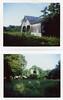 (.tom troutman.) Tags: polaroid land 250 instant film analog fuji fp100c packfilm abandoned barn nj diptych
