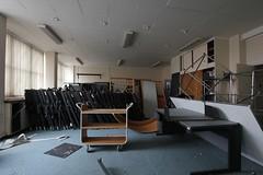 IMG_5400 (mookie427) Tags: urbex urban explore exploration explorers exploring ue derelict abandoned dereliction abandonment decay decayed ruin ruined school college university