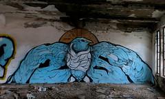 R5 (Walls of Belgrade) Tags: belgrade beograd streetart serbia spraypaint wall abandonedplaces urbex graffiti mural r5