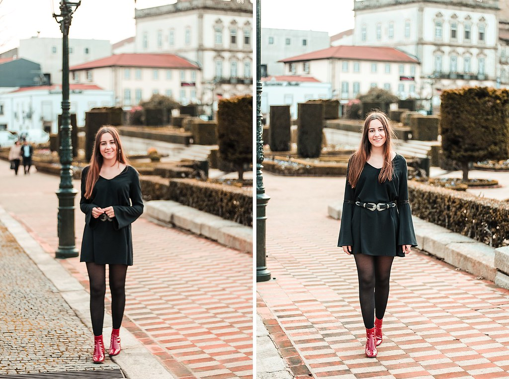 look_botas_bershka_vestido_lefties