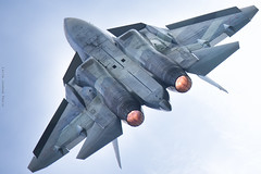 Су-57 (Т-50) / Su-57 (T-50) (FoxbatMan) Tags: су57 т50 su57 t50 макс2017 maks2017