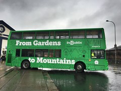 """From Gardens to Mountains"" Dublin Bus AX543 (06-D-30543) (Dublin Bus DT Class Fan.) Tags: alx400 volvo b7tl mkii 73l ax ax543 dodublintours donnybrook garage 06d30543"