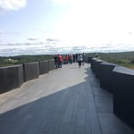 Students take an educational trip to Flight 93 Memorial