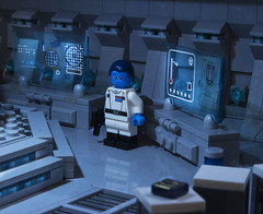 Grand Admiral Thrawn (Ben Cossy) Tags: thrawn star wars legends canon rebels empire imperial moc afol tfol lego