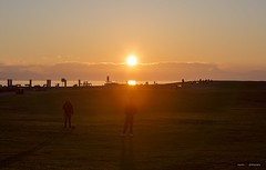 Days Before Equinox (Clayton Perry Photoworks) Tags: vancouver bc canada explorebc explorecanada richmond steveston garrypointpark people sunset