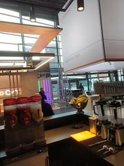 "2018 Hummer Event Cratering mobile smoothiebar Frankfurt Messe light and building~10 • <a style=""font-size:0.8em;"" href=""http://www.flickr.com/photos/69233503@N08/40280986784/"" target=""_blank"">View on Flickr</a>"