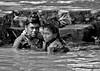 Secret Love (BockoPix) Tags: secret love sikh couple river relation malabar coast india backwaters kerala water