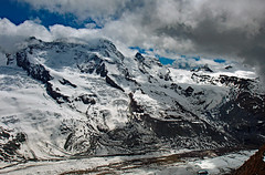 Gornergrat glacier (werner boehm *) Tags: wernerboehm zermatt gornergrat schweiz gletscher berge alpen eis schnee