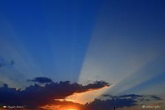 SFUMATURE ! (Salvatore Lo Faro) Tags: cielo sfumature colori natura nature rossi blu azzurro sole lidodelsole puglia italia italy salvatore lofaro nikon 7200