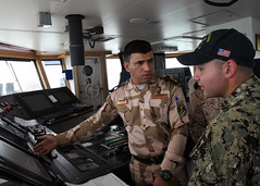 USS Hurricane participate in a trilateral exercise with Iraq and Kuwait (Official U.S. Navy Imagery) Tags: kuwait iraq usnavy
