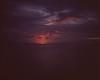 (✞bens▲n) Tags: mamiya 7ii velvia 50 80mm f4 film analogue guam ocean sunset sky water dark