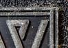 Day 65: Wharfedale (Howie1967) Tags: hifi diamond 3 british macro dirt dust w badge logo