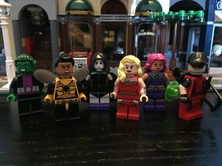 Lego DC Figures 24