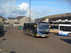 Stagecoach in South Wales 26188 (Welsh Bus 18) Tags: stagecoach southwales stagecoachgold dennis dart slf 5 adl enviro200mmc eurovi 118m 26188 yx67vaa pontypridd