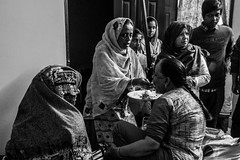 The last journey-I (A. adnan) Tags: death dead tragedy family bw monochrome bangladesh chittagong islam burial departed muslim documentary reportage story grave rituals
