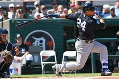20180306_Hagerty-1015 (lakelandlocal) Tags: baseball detroittigers florida jokermarchantstadium mccann sanchez springtraining tigertown