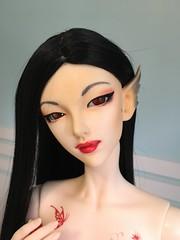 Natsumi (Yuna / resin.elves) Tags: bjd abjd loongsoul meiji