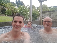 Premier spa à la maison