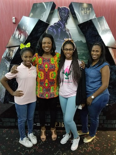 Black Panther Movie Event