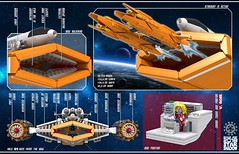 Star Shadow 25 (messerneogeo) Tags: messerneogeo star shadow lego spaceship astrosurf