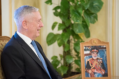 180312-D-SV709-0081 (Secretary of Defense) Tags: jamesnmattis oman chaos jamesmattis jimmattis muscat omn