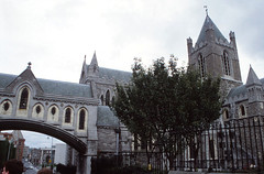 Christ Church Cathedral, Dublin (demeeschter) Tags: ireland dublin city town christ church cathedral religion medieval architecture building heritage historical