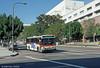 LOS ANGELES--3592 at 1st Street/Hil OB (milantram) Tags: buses scrtd losangeles