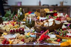 Wedding Feast - Part 2 (LachMH) Tags: canon rebel t5i eos lens 700d lightroom adobe food wedding feast buffet nifty fifty 50mm polynesian kiama australia