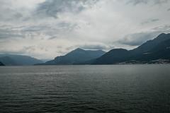 (Dominic Sagar) Tags: 2017 adriatic alps clouds europe lake bellano lombardia italy it