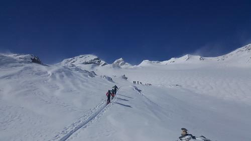 3.3.-24.3.2018 Skitouren im Ortlergebiet
