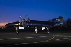 McDonnell Douglas F-4K Phantom FG1 - 34 (NickJ 1972) Tags: raf cosford photoshoot photocall photo shoot night nightshoot threshold aero aviation 2018 mcdonnelldouglas f4 phantom fg1 xv582 m blackmike bpag