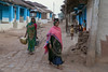 Kawardha - Chhattisgarh - India (wietsej) Tags: kawardha chhattisgarh india sony a100 tamron 1750 street morning women rural village wietse jongsma bhoramdeo