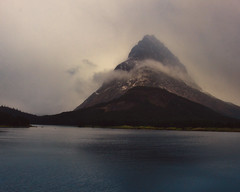Swiftcurrent Lake (Noland Voide) Tags: montana glacier national park lake