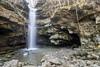 Lost Creek Falls, Lost Creek SNA, White County, Tennessee 5 (Chuck Sutherland) Tags: lostcreekfalls dodsonfalls waterfall falls pool limestone karst geology lostcreeksna lostcreek statenaturalarea sna whitecounty tennessee tn