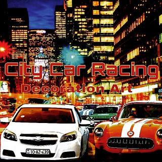 City Car Racing  Decoration Art  夜の都会を自動車レース場を、編集加工しました。  Youtube ヨリ 映画「グラン・トリノ」クリント・イーストウッド Gran Torino Theme Song by Clint Eastwood  https://m.youtube.com/#/watch?v=zglhaukzGvM